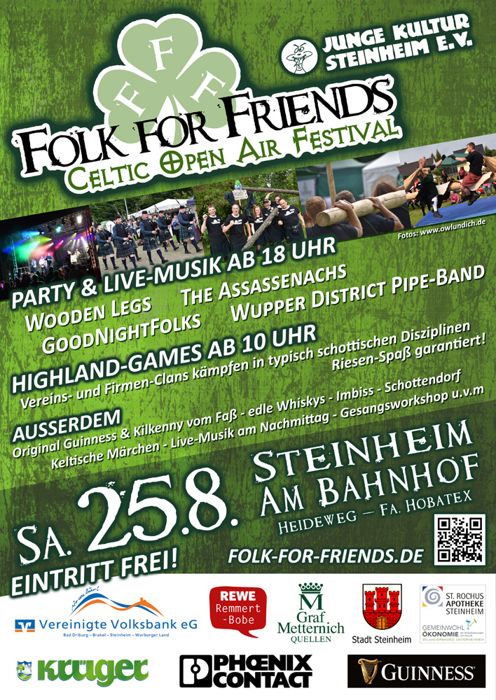 Folk for Friends 2018