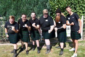 Clan-Foto Speyside Sportsmen
