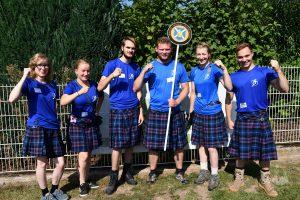 Clan-Foto Branding Troublemakers