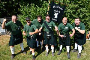 Clan-Foto Mac Johann