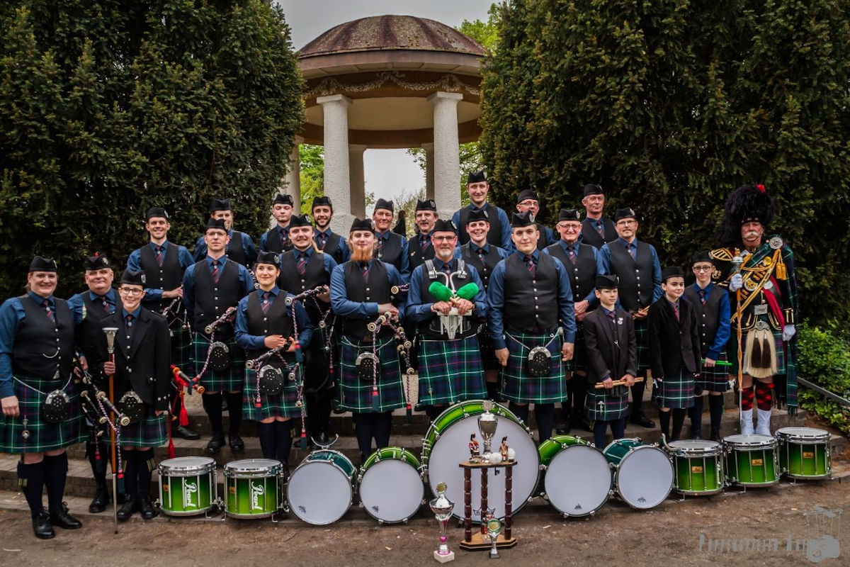 OWL Town Pipe & Drum